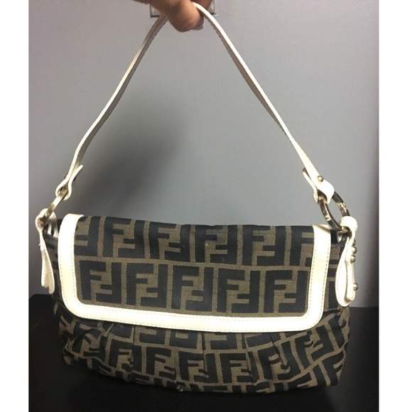 Fendi Bags   Zucca Chef Brown Multi Bag   Poshmark f328540b24